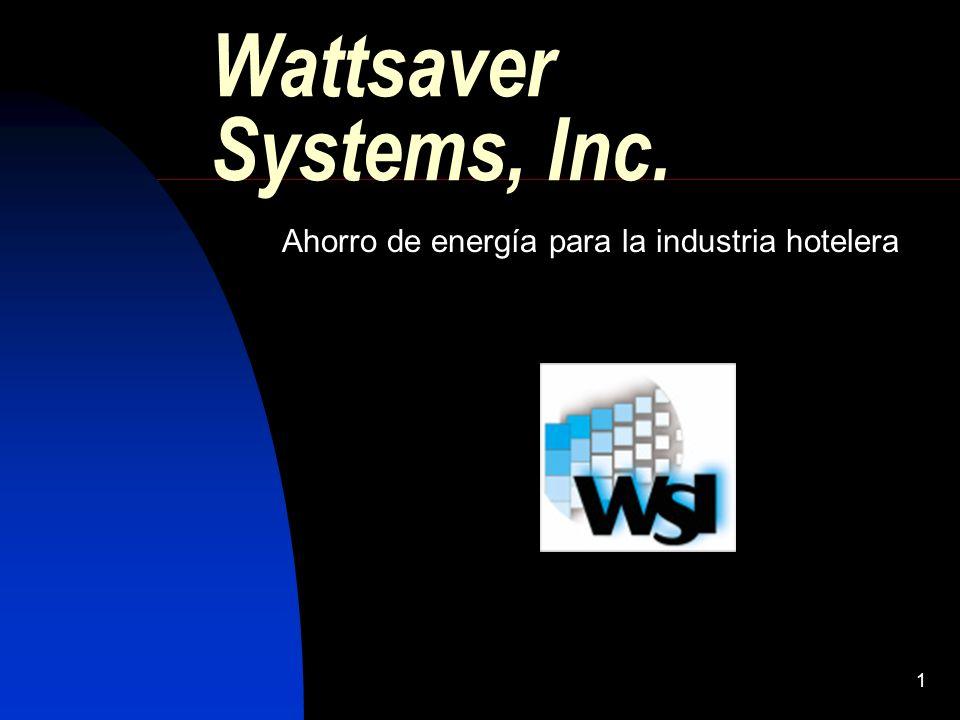 Ahorro de energía para la industria hotelera