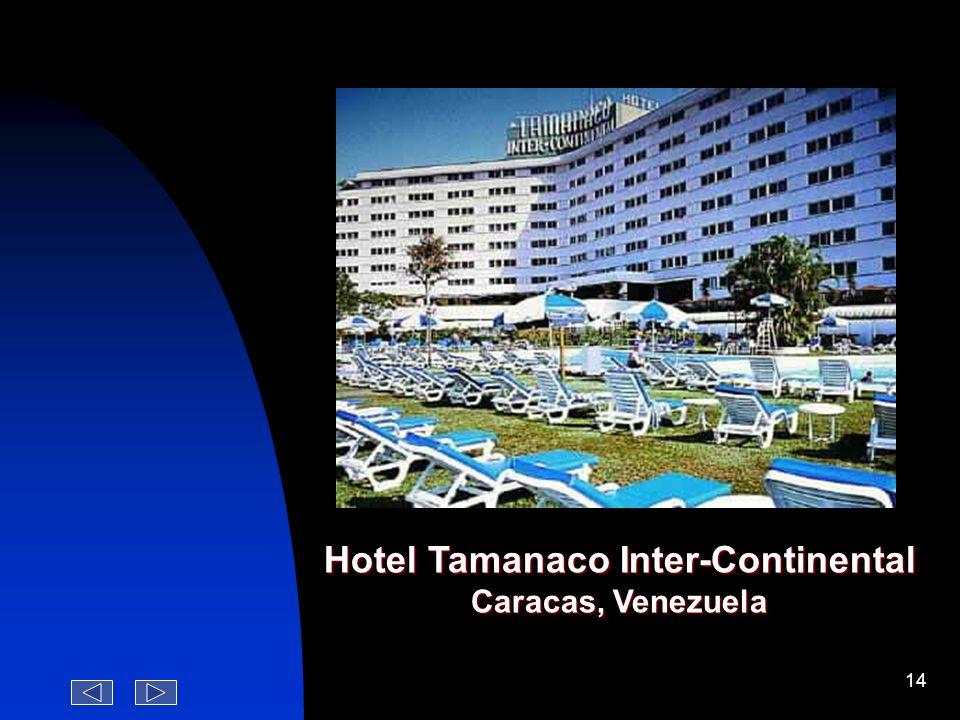 Hotel Tamanaco Inter-Continental