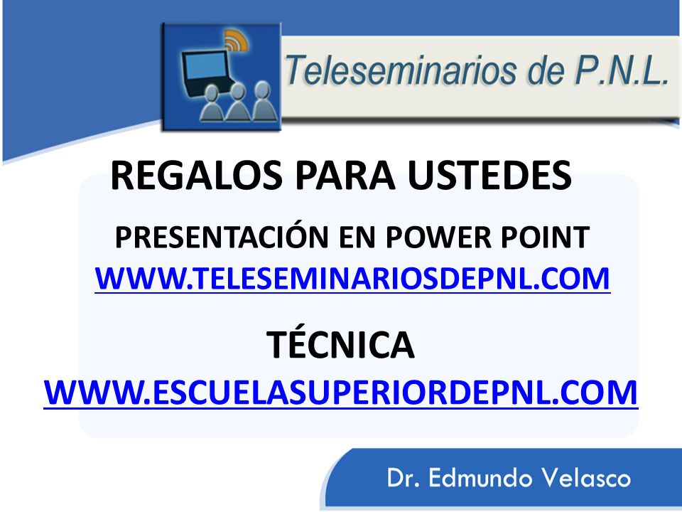 PRESENTACIÓN EN POWER POINT