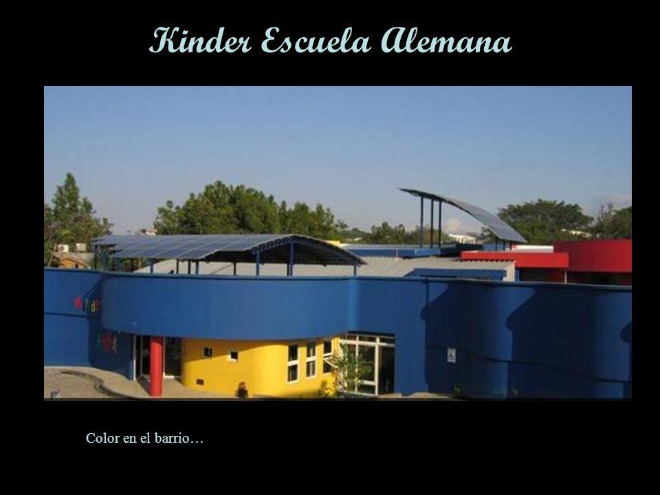 Kinder Escuela Alemana