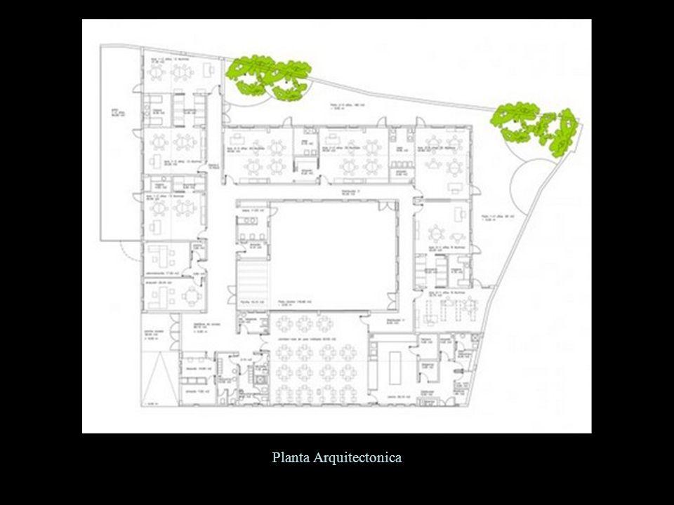 Planta Arquitectonica