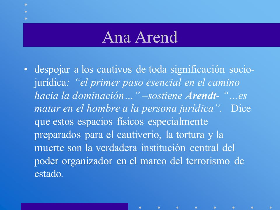 Ana Arend