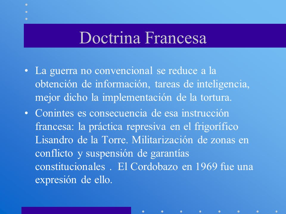 Doctrina Francesa