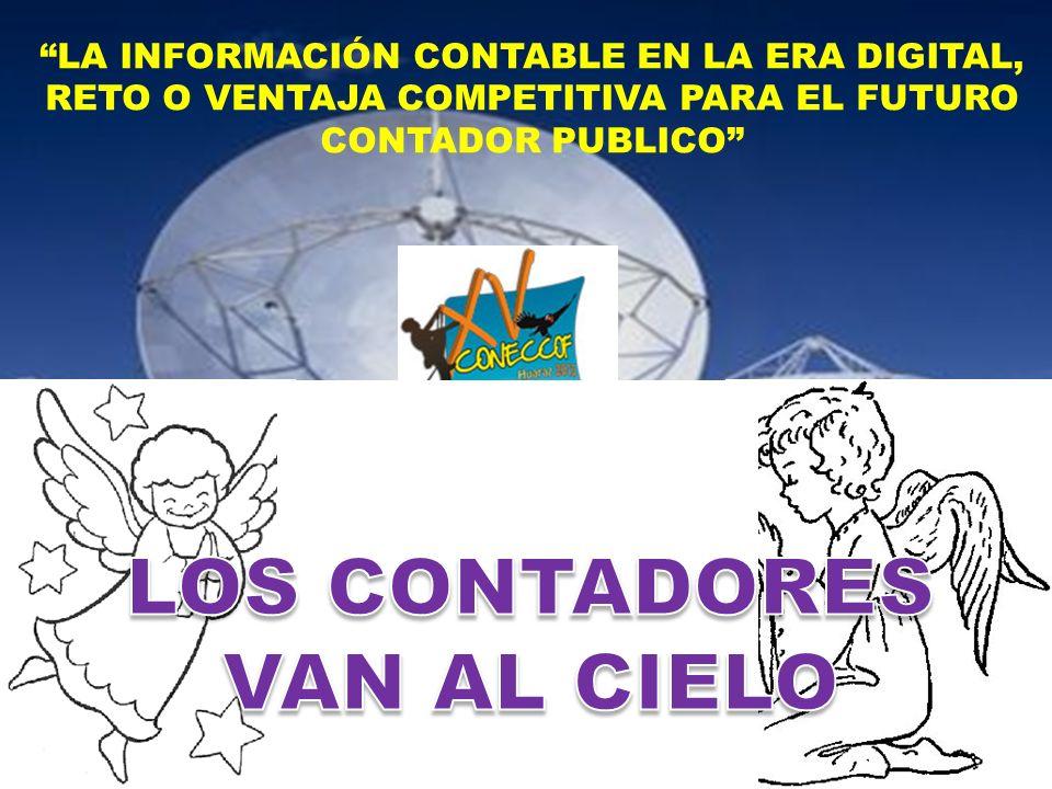 LOS CONTADORES VAN AL CIELO