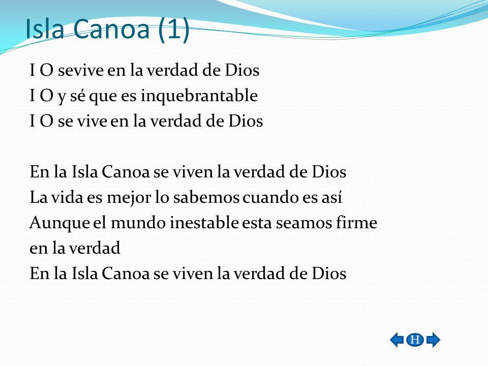 Isla Canoa (1)