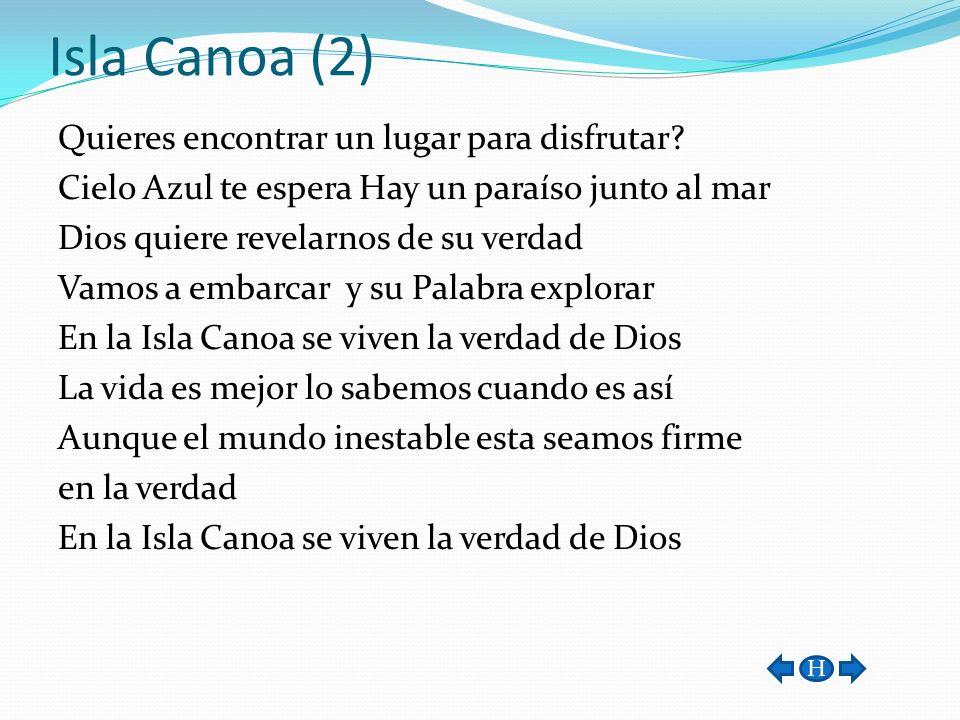 Isla Canoa (2)