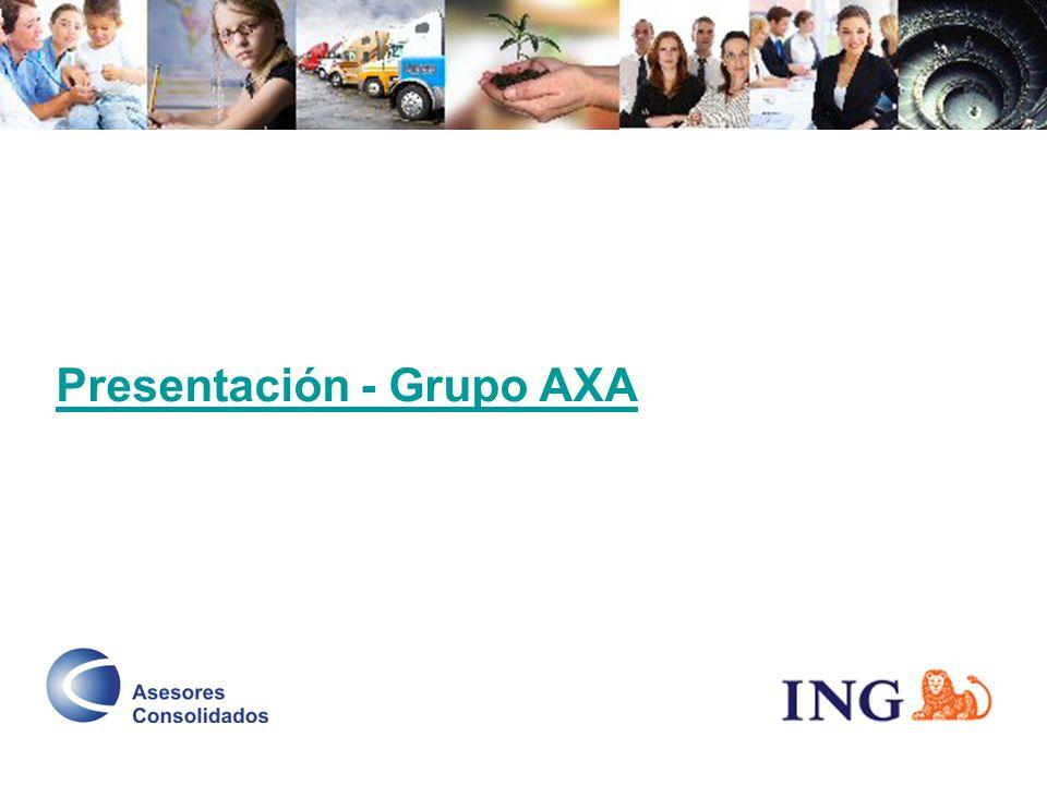 Presentación - Grupo AXA