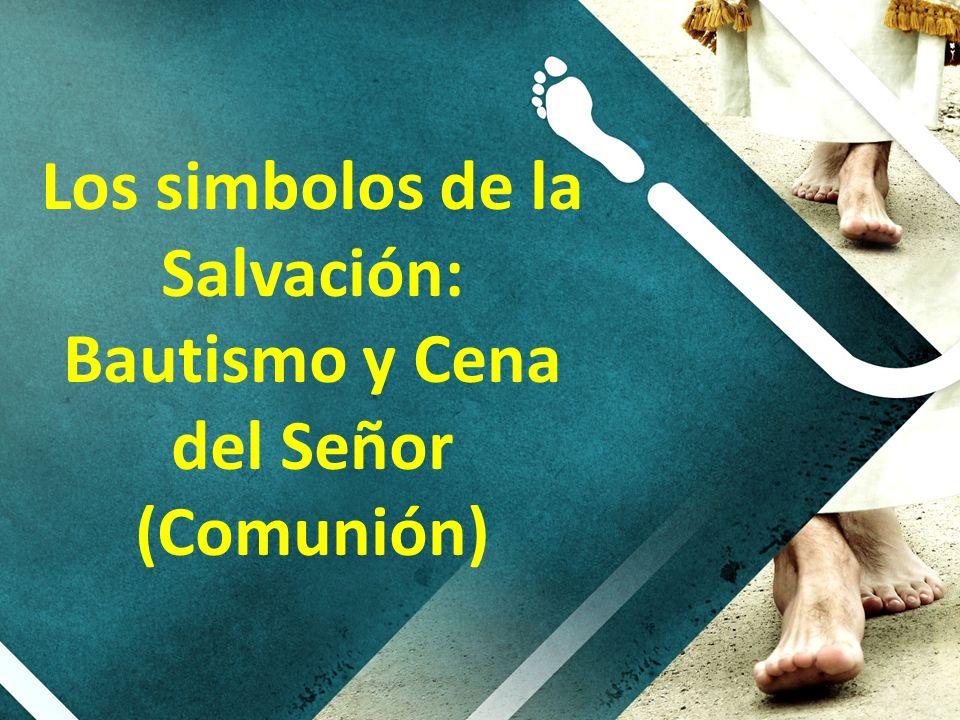 Los simbolos de la Salvación:
