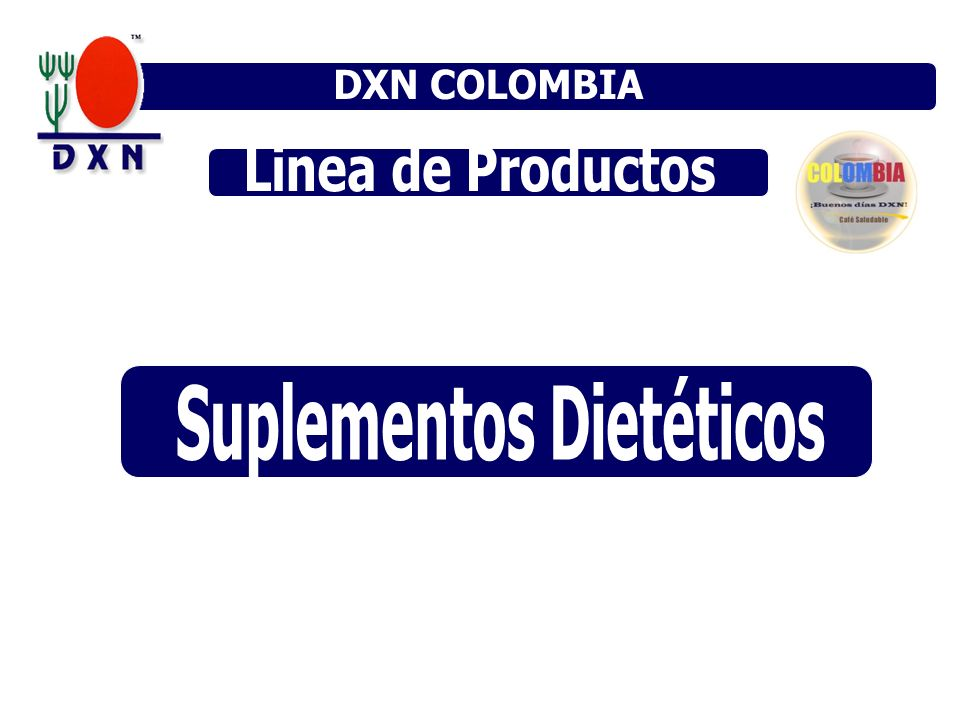 Suplementos Dietéticos