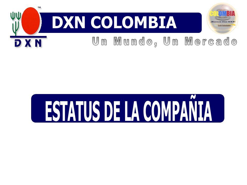 DXN MÉXICO DXN MÉXICO. DXN COLOMBIA. DXN VENEZUELA. DXN Venezuela. DXN Colombia. Linea de Productos.