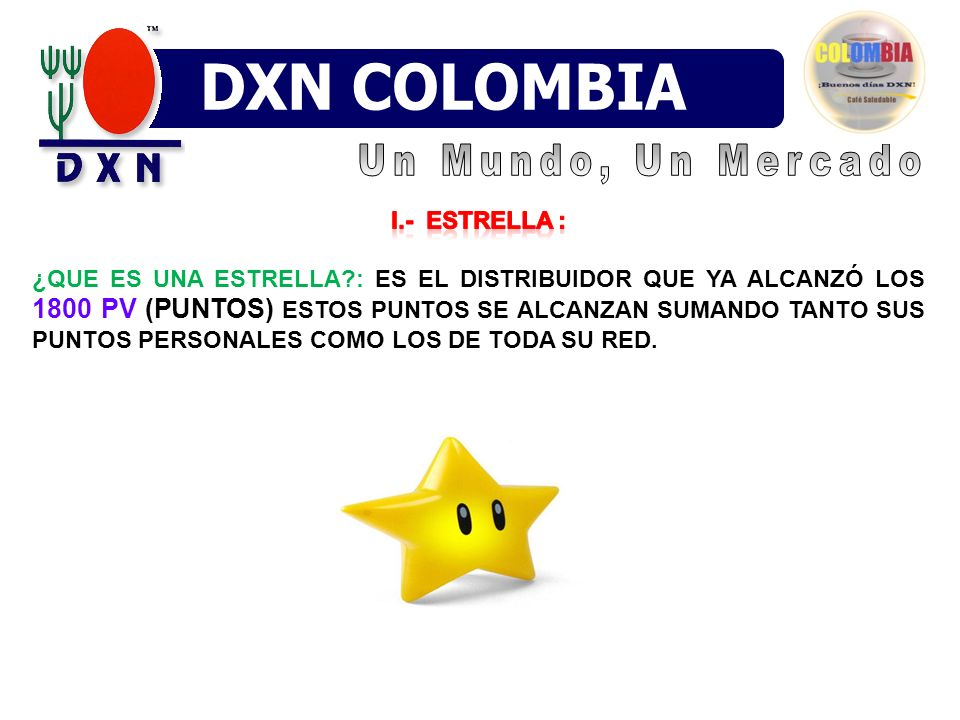 DXN MÉXICO DXN VENEZUELA DXN COLOMBIA DXN Colombia