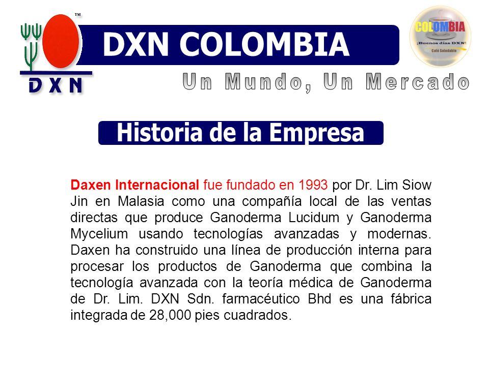 DXN COLOMBIA DXN MÉXICO DXN VENEZUELA DXN Venezuela