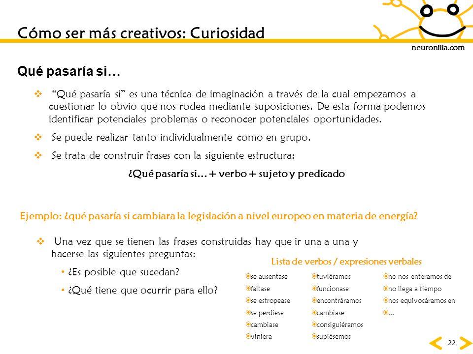 Cómo ser más creativos: Curiosidad