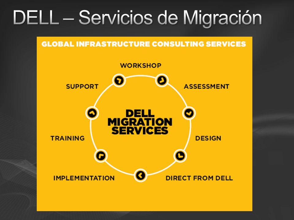 DELL – Servicios de Migración