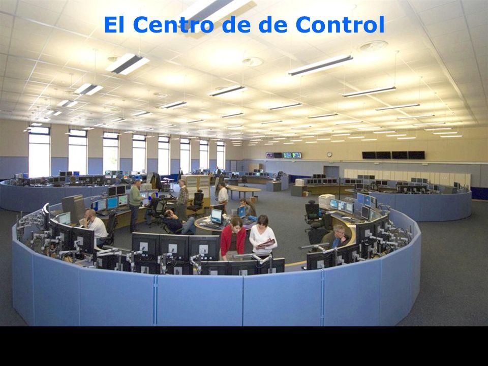 El Centro de de Control