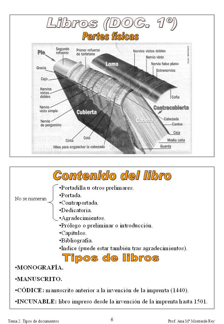 6 Tema 2. Tipos de documentos