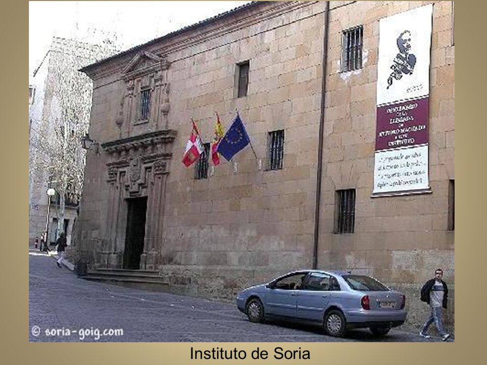 Instituto de Soria