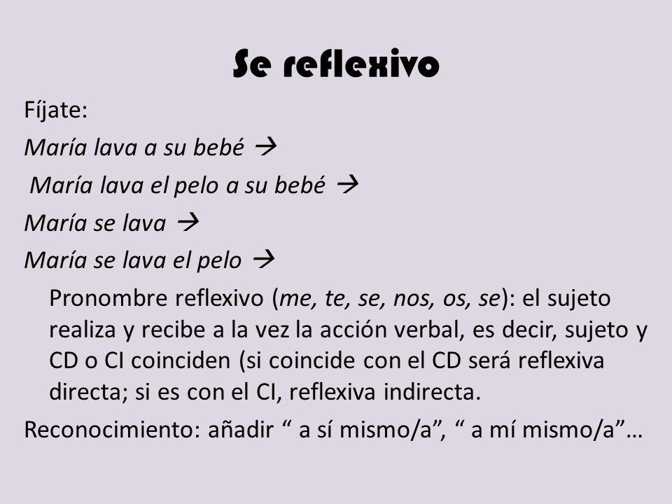 Se reflexivo