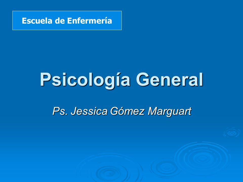 Ps. Jessica Gómez Marguart
