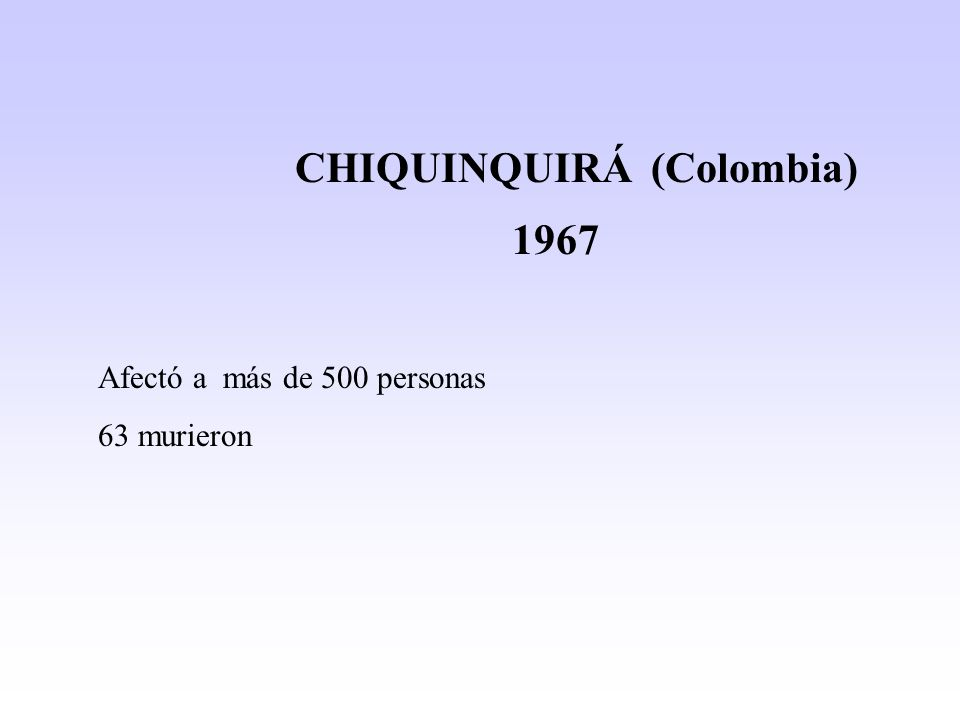 CHIQUINQUIRÁ (Colombia)