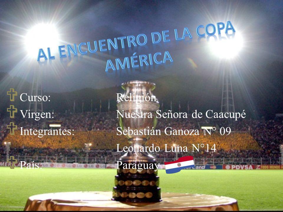 Al encuentro De La Copa América