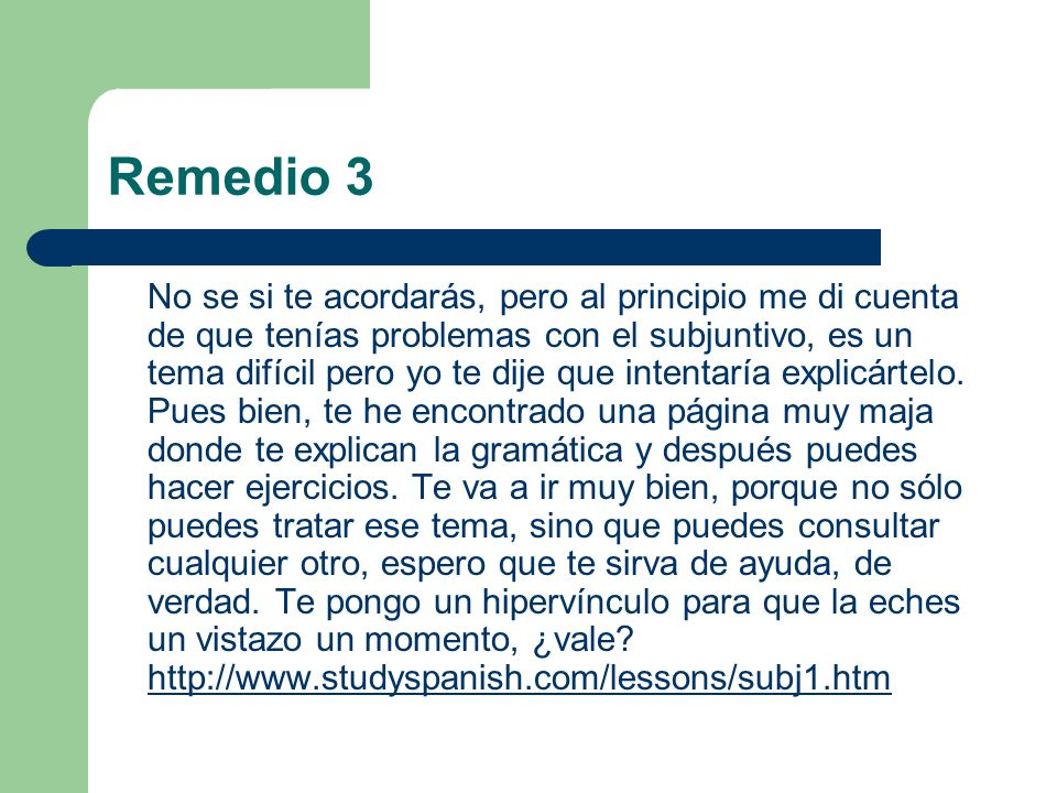 Remedio 3