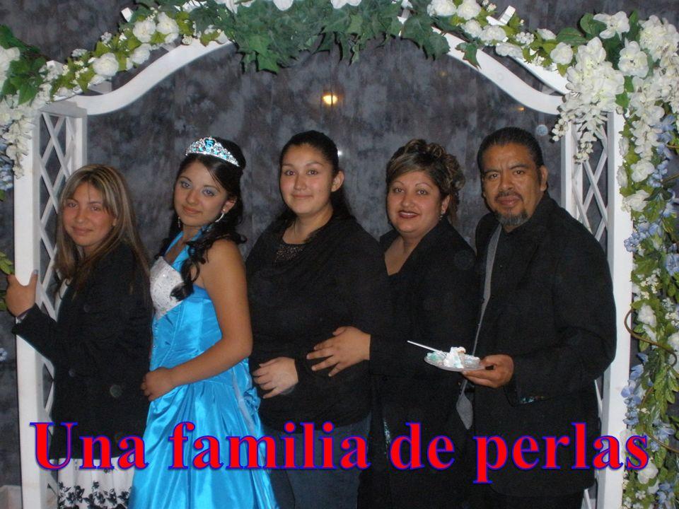 Una familia de perlas