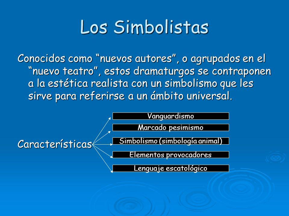 Los Simbolistas