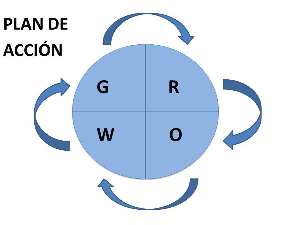 PLAN DE ACCIÓN G R W O