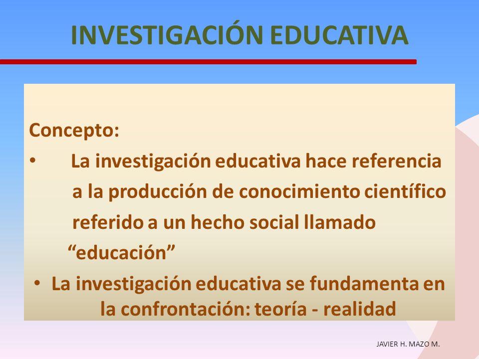 Investigaci n educativa ppt video online descargar for Accion educativa en el exterior