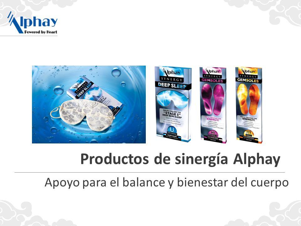 Productos de sinergía Alphay