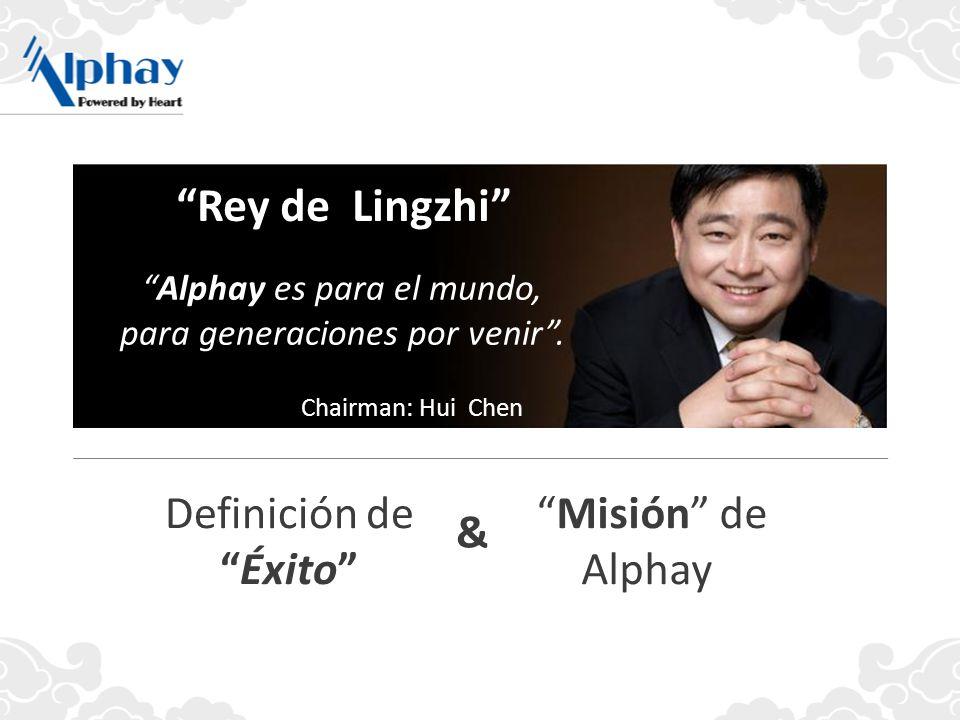 Alphay es para el mundo, para generaciones por venir .