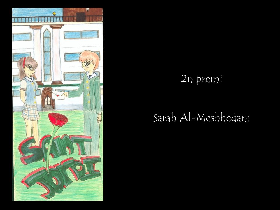 2n premi Sarah Al-Meshhedani