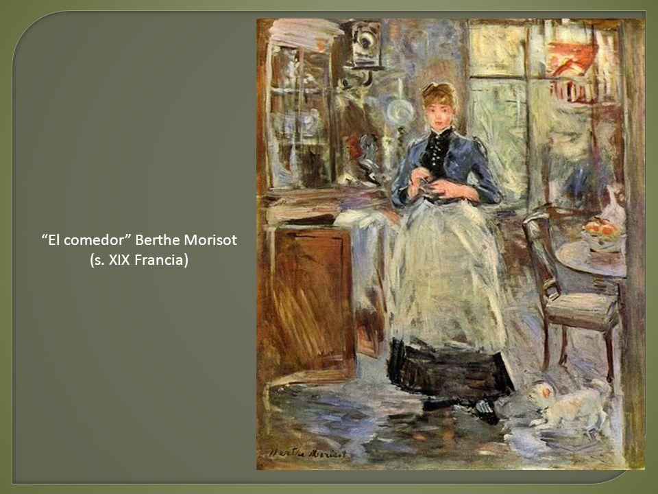 El comedor Berthe Morisot