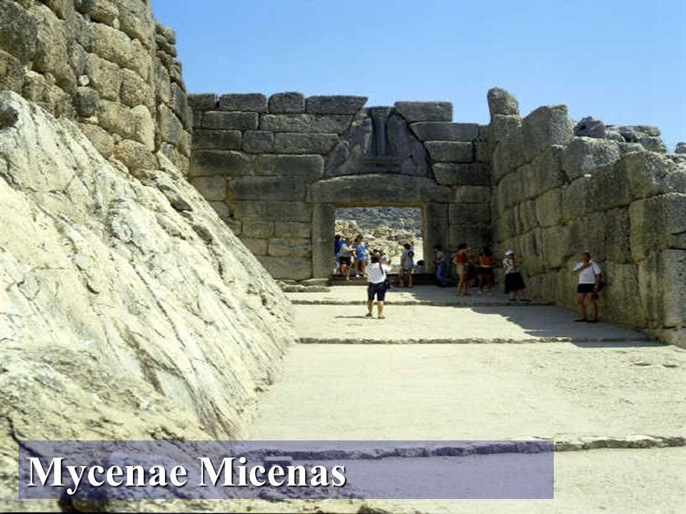 Mycenae Micenas
