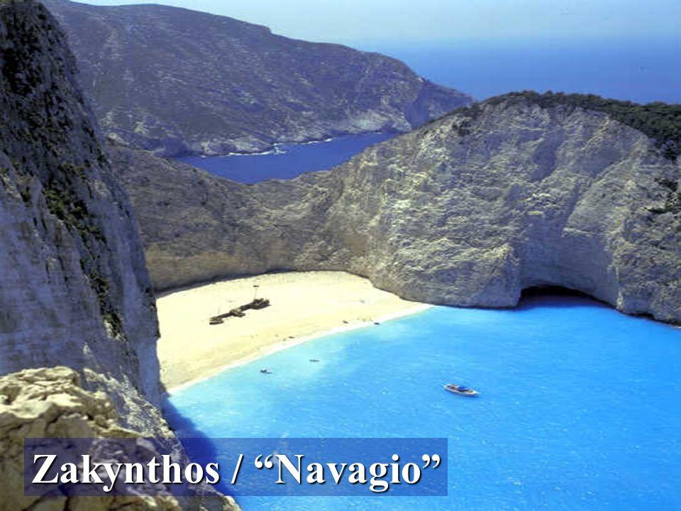 Zakynthos / Navagio