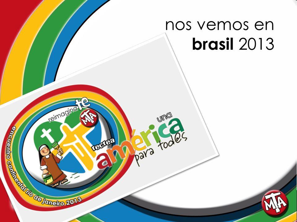 nos vemos en brasil 2013