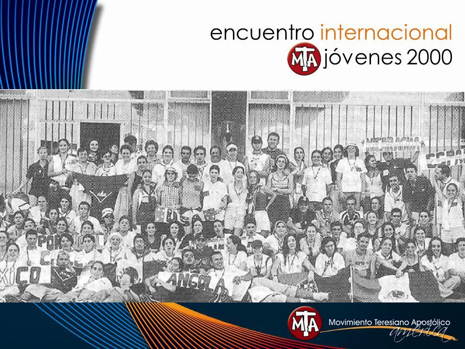 encuentro internacional jóvenes 2000