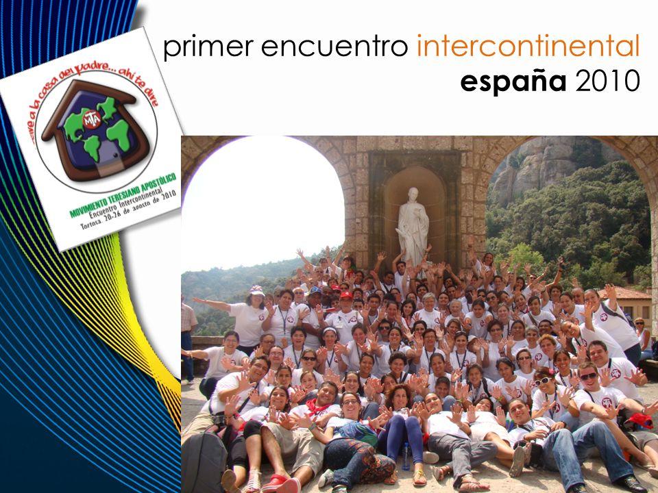 primer encuentro intercontinental españa 2010