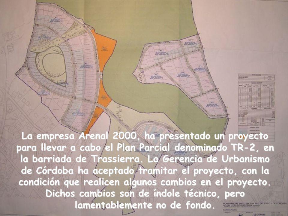 Fotos de la Urbanización Paraíso Arenal en la Carrera del Caballo