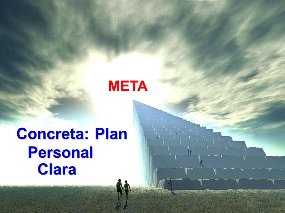 META Concreta: Plan Personal Clara