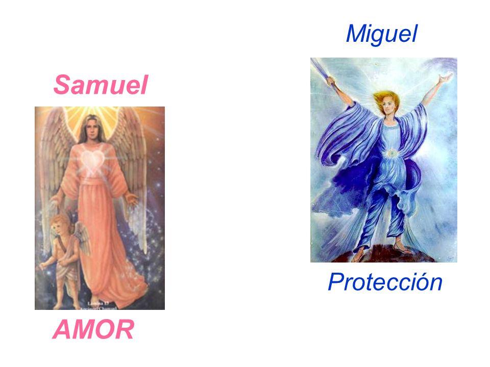 Miguel Samuel Sanación Protección AMOR Amor