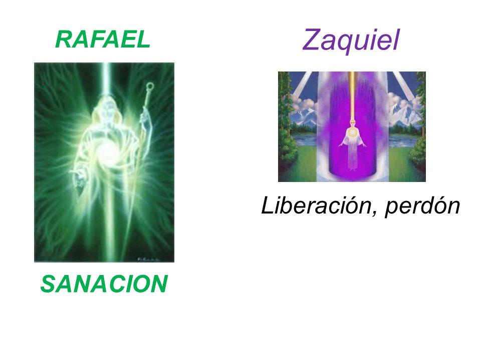 RAFAEL Zaquiel 1440 Liberación, perdón Sanación SANACION Protección