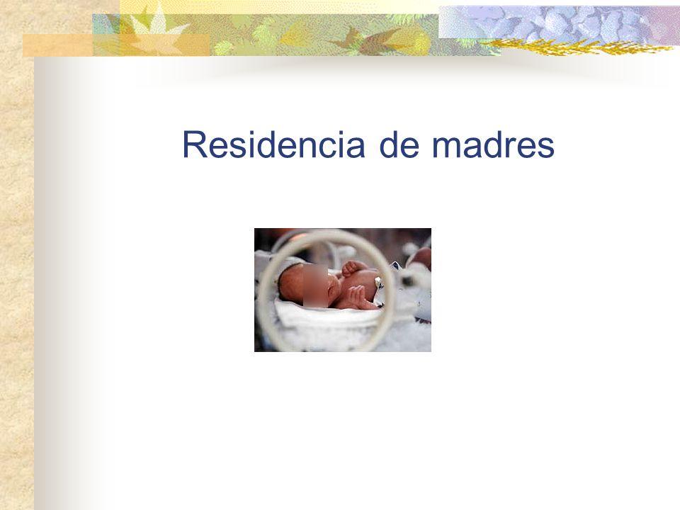 Residencia de madres