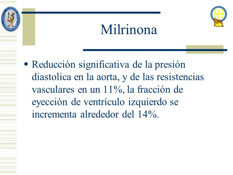 Milrinona