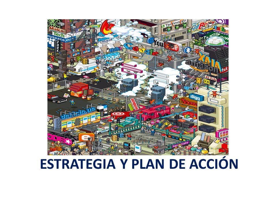 ESTRATEGIA Y PLAN DE ACCIÓN
