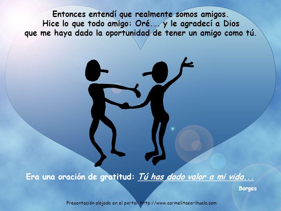 Presentación alojada en el portal: http://www.carmelitasorihuela.com