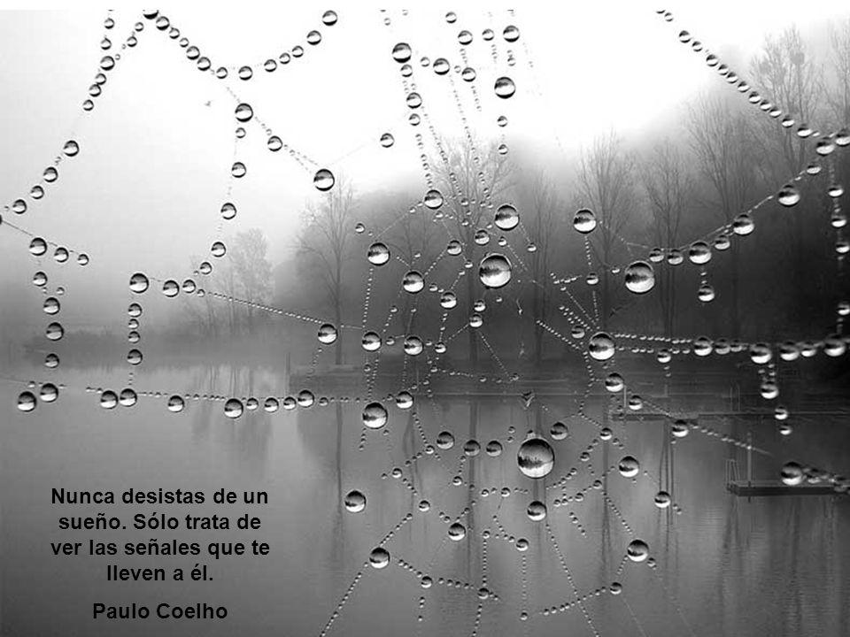Nunca desistas de un sueño