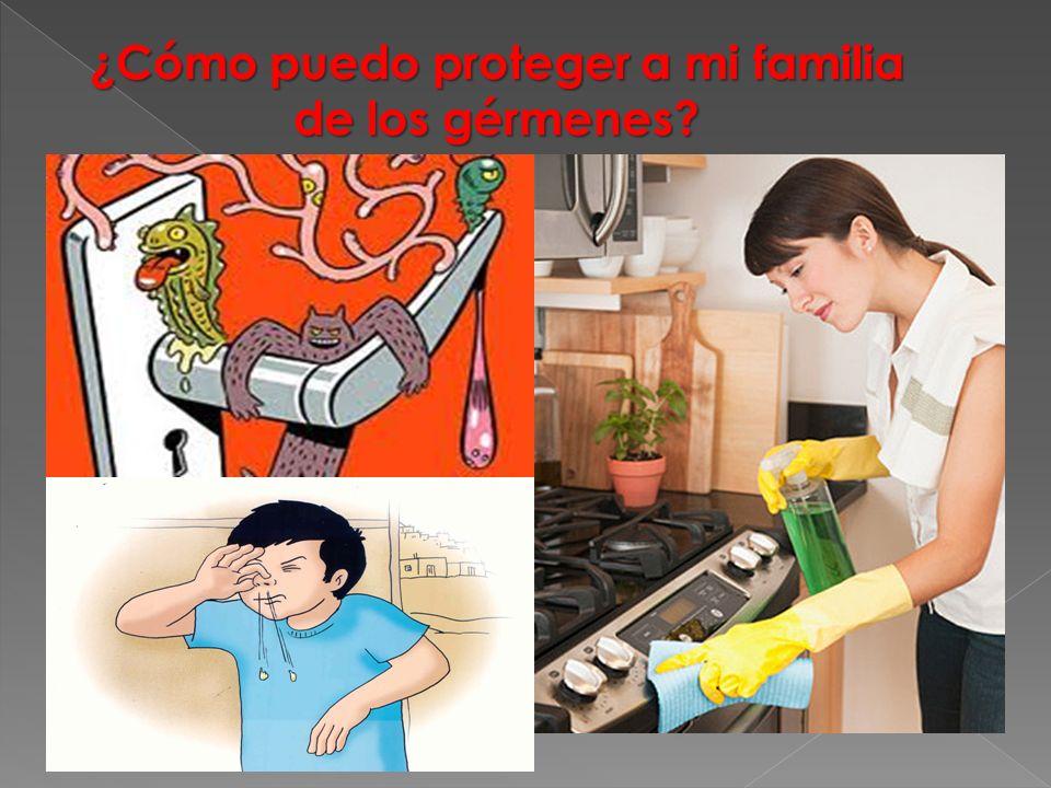 ¿Cómo puedo proteger a mi familia