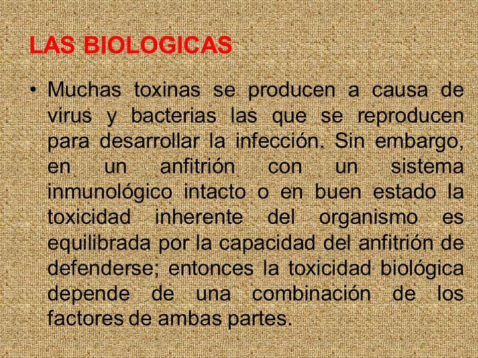 LAS BIOLOGICAS